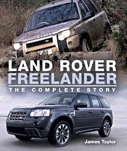 Boek: Land Rover Freelander : The Complete Story