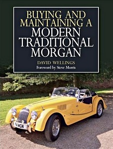 Boek: Buying and Maintaining a Modern Traditional Morgan