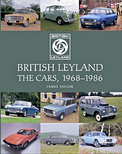 Boek: British Leyland : The Cars, 1968-1986