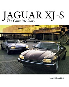 Boek: Jaguar XJ-S : The Complete Story