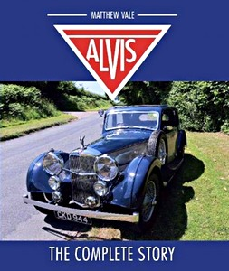 Livre : Alvis : The Complete Story