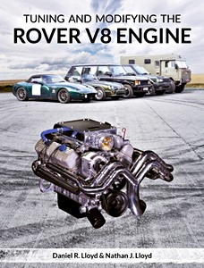 Boek: Tuning and Modifying the Rover V8 Engine