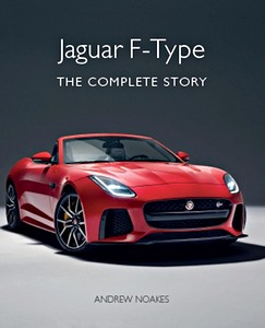 Boek: Jaguar F-Type : The Complete Story