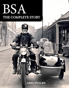 Livre : BSA - The Complete Story