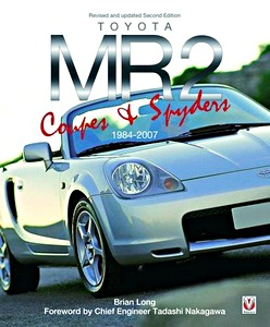 Boek: Toyota MR2 Coupe & Spyders