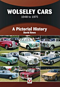 Boek: Wolseley Cars 1948 to 1975 - A Pictorial History