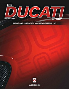 Livre : The Ducati Story (6th Edition)