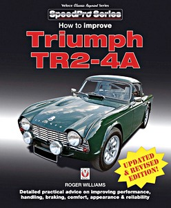 Livre : How to Improve Triumph TR2-4A (Veloce SpeedPro)