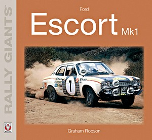 Boek: Ford Escort Mk1 (Rally Giants)