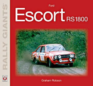 Boek: Ford Escort RS1800 (Rally Giants)