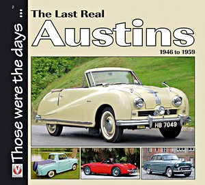Boek: The Last Real Austins 1946-1959