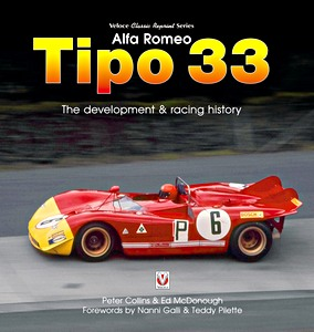 Boek: Alfa Romeo Tipo 33 : The Development and Racing History