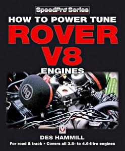 Boek: How to Power Tune Rover V8 Engines for Road & Track (Veloce SpeedPro)
