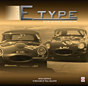 Boek : Jaguar E-type Factory and Private Competition Cars