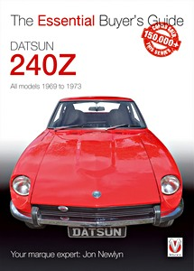 Boek: Datsun 240Z - All models (1969-1973) - The Essential Buyer's Guide