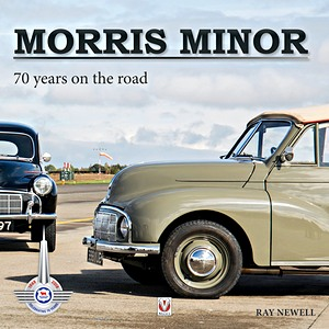Boek: Morris Minor : 70 years on the road