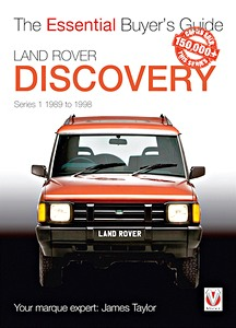 Livre : Land Rover Discovery Series 1 (1989-1998) - The Essential Buyer's Guide