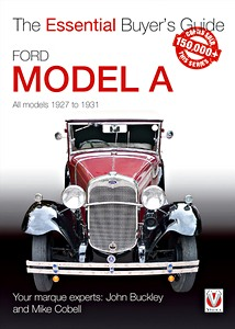 Boek: Ford Model A - All Models (1927-1931) - The Essential Buyer's Guide