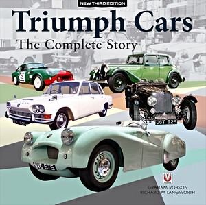 Livre : Triumph Cars - The Complete Story (New Third Edition)