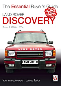 Livre : Land Rover Discovery Series II (1998-2004) - The Essential Buyer's Guide