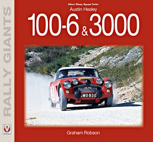 Boek: Austin Healey 100-6 & 3000 (Rally Giants)