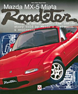 Boek: Mazda MX-5 Miata Roadster : Design & Development