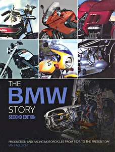Livre : The BMW Motorcycle Story (Second Edition)