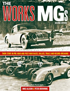 Boek : The Works MGs (2nd Edition)