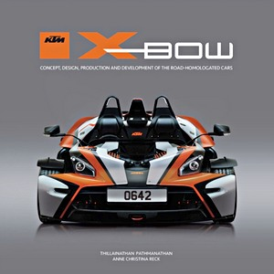 Boek: KTM X-Bow - Concept, Design, Production and Development of the Road-Homologated Cars