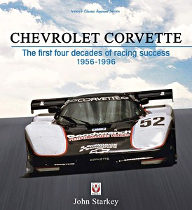 Boek : Chevrolet Corvette : The first four decades of racing success 1956-1996