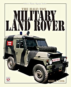 Livre : The Half-ton Military Land Rover