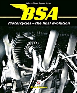 Livre : BSA Motorcycles - the final evolution