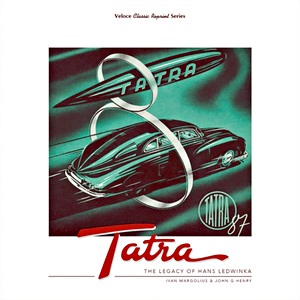 Boek: Tatra - The Legacy of Hans Ledwinka