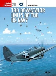 Boek: TBD Devastator Units of the US Navy (Osprey)