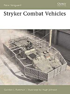 Boek: Stryker Combat Vehicles (Osprey)