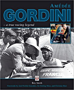 Boek : Amedee Gordini - A True Racing Legend