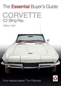 Boek: Corvette C2 Sting Ray (1963-1967) - The Essential Buyer's Guide