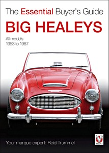 Boek: Big Healeys - All models (1953-1967) - The Essential Buyer's Guide