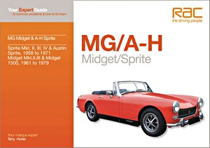 Boek: MG Midget & Austin-Healey Sprite - Your Expert Guide to Common Problems & How to Fix Them
