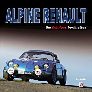 Boek: Alpine Renault - The Fabulous Berlinettes