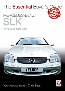 Boek: Mercedes-Benz SLK - R170 Series (1996-2004) - The Essential Buyer's Guide
