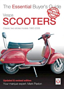 Buch: Vespa Scooters - Classic 2-stroke models (1960-2008) - The Essential Buyer's Guide