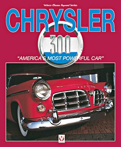 Boek: Chrysler 300: 'America's Most Powerful Car'