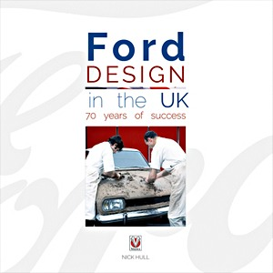 Boek: Ford Design in the UK - 70 Years of Success