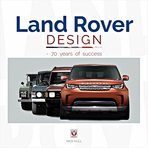 Livre : Land Rover Design - 70 years of success