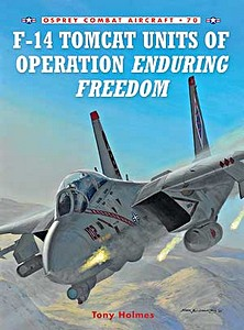 Boek: F-14 Tomcat Units of Operation Enduring Freedom (Osprey)