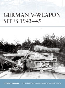 Boek: German V-Weapon Sites 1943–45 (Osprey)