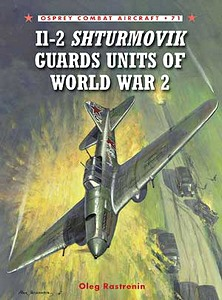 Boek: Il-2 Shturmovik Guards Units of World War 2 (Osprey)