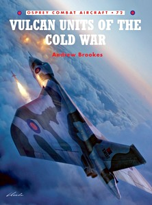 Boek: Vulcan Units of the Cold War (Osprey)