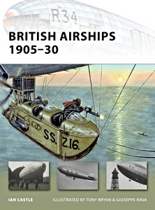 Boek : British Airships 1905-1930 (Osprey)
